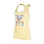 Tyr Aloha Graphic Racerback Tank Female