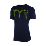 Tyr Reflection Graphic Tee Male