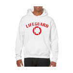 Lifeguard Hoodie CURVED LOGO