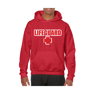 Lifeguard Straight Logo Hoodie product image