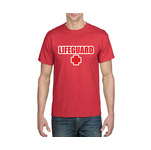 Lifeguard Straight Logo T-Shirt
