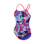 Dolfin Reversibles Ninja Blue String Back Female