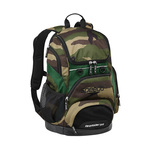 Speedo Teamster Backpack 35L Camo Forest Green