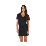 Speedo Slub Jersey Hooded Cover Up Female