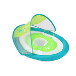 Swimways Baby Spring Float with Sun Canopy Whale
