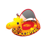 Swimways Baby Float Canopy GIRAFFE