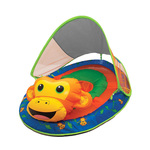 Swimways Baby Float Canopy MONKEY