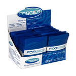 Foggies Anti-fog Cleaning Towelettes Box