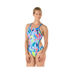 Speedo Turnz Swimsuit SPLICE LIFE