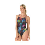 Speedo Rainbow Dust Pro LT Free Back Female