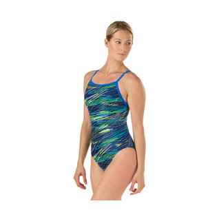 Speedo Fragments Powerflex Eco Drill Back Female product image