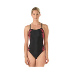 Speedo Interference Glow Pro LT Flyback Female