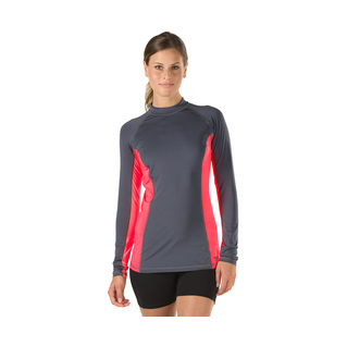 Speedo Solid Long Sleeve Rashguard Female product image