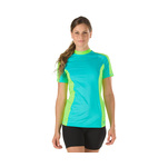 Speedo Rashguard SOLID Short Sleeve