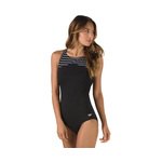 Speedo Fitness Swimsuit STRIPE