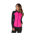 Women's Speedo Rash Guard COLOR BLOCK