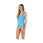 Speedo Xtra Life Lycra Print One Piece Female