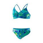 Speedo Girls Tie Dye Sky 2PC