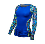 Tyr Women's Rash Guard EDESSA ARIA