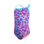 Tyr Girls Swimsuit HIDE AND SEEK