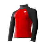 Tyr Solid Durafast Lite Rash Guard Boys