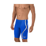 Speedo Fastskin LZR Racer X High Waist Jammer Male Speedo Blue
