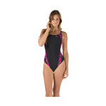Speedo Fitness Swimsuit POWER PRISM