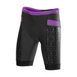 Tyr Women's Tri Short 8 INCHES