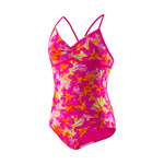 Speedo Girls Jungle Floral 1PC