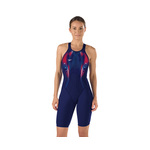 Speedo LZR Elite Kneeskin NAVY/RED/WHITE
