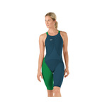Speedo LZR Elite 2 Kneeskin DARK TEAL