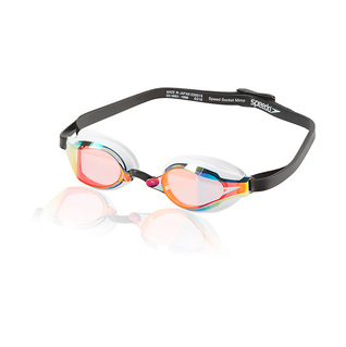 Speedo Speed Socket 2.0 Mirrored Swim Goggles product image