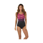 Speedo Women's Diamond Ombre Ultraback One Piece
