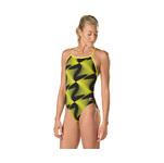 Speedo Flow Control Endurance+ Crossback Female