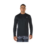 Speedo Longview Long Sleeve Swim Tee Male