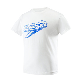 Speedo Youth Front Stacked Logo Tee product image