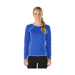 Speedo T-Shirt Long Sleeve Women SOLID