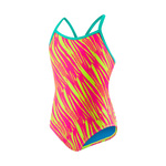 Speedo Swimsuit FLIPTURNS PINK