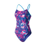 Nike Swimsuit FLORAL CAMO Cut-Out