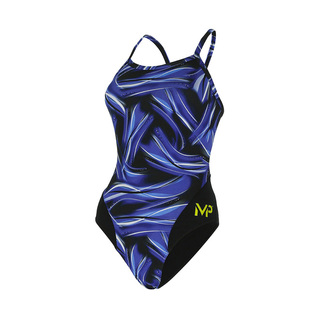 Aqua Sphere MP Team Diablo Print Mid Back Female product image