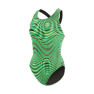 Dolfin Abyss Poly Fusion Performance Back Female product image