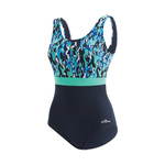 Dolfin Fitness Swimsuit CAMO CHIC Moderate