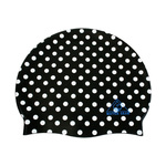 Water Gear Swim Cap POLKA DOT