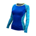 Tyr Women's Rash Guard NAPA