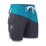 Bulldog Diagonal Boardshort