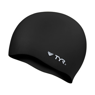 Tyr Wrinkle-Free Silicone Swim Cap product image