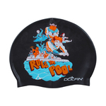 Dolfin Swim Cap RULE THE POOL