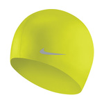 Silicone Swim Caps Solid Jr