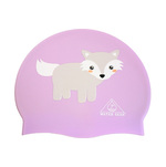 Water Gear Swim Cap FOX