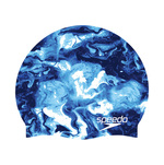 Speedo Swim Cap ELASTOMERIC WAVE